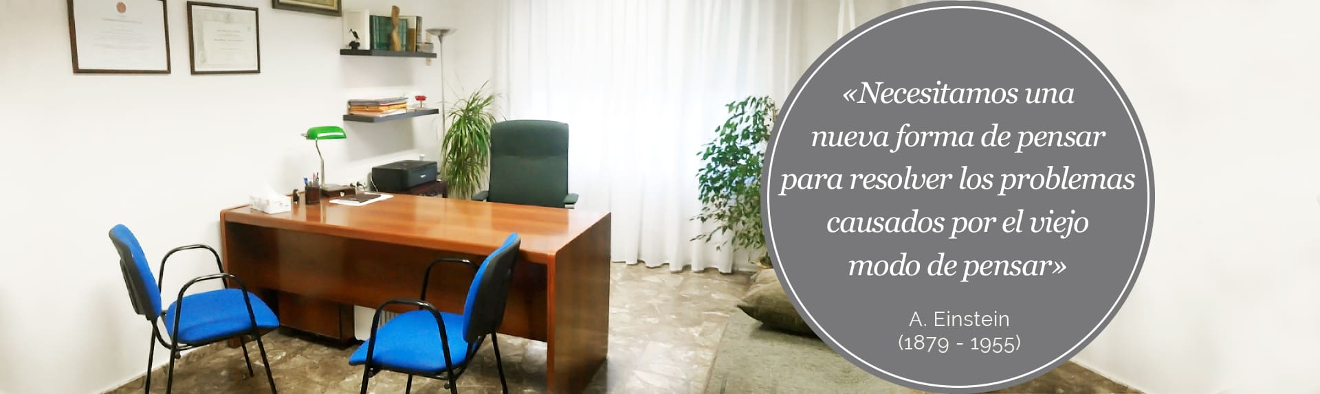 Contacto - Psicología clínica y psicoterapia Clínica Logos Albacete