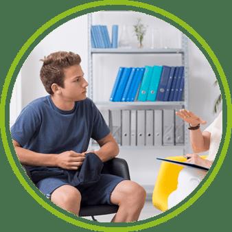 Atención Adolescentes - Psicología clínica y psicoterapia - Clínica Logos Albacete