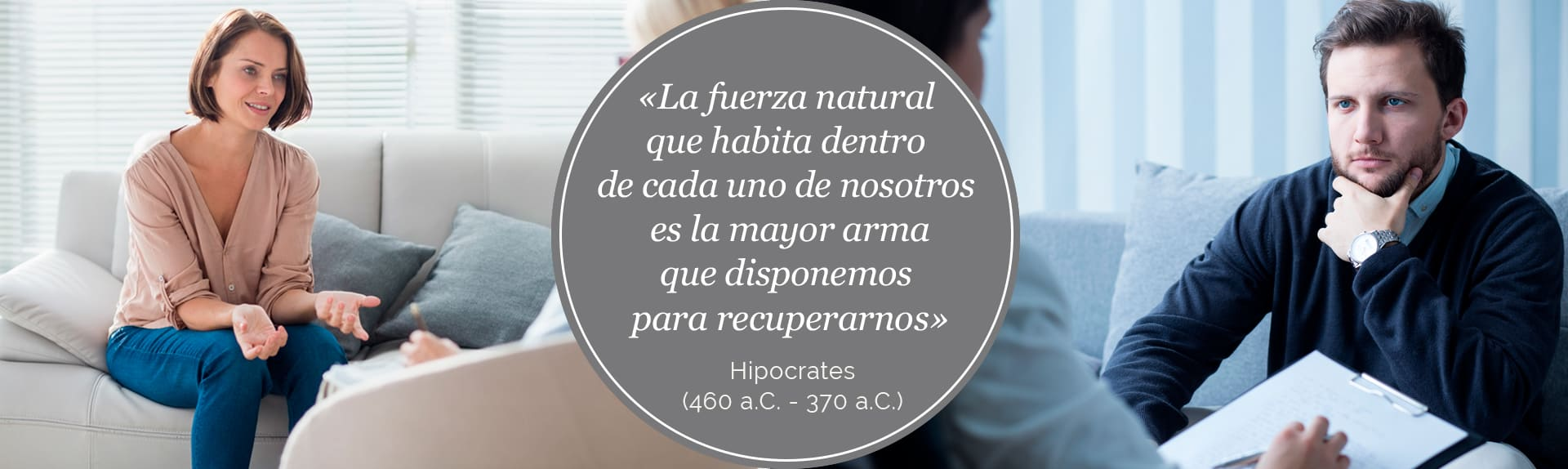 Atención a Adultos - Psicología clínica y psicoterapia Clínica Logos Albacete